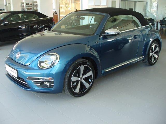 verkauft vw beetle the new cabriolet 1 gebraucht 2017 km in mengen. Black Bedroom Furniture Sets. Home Design Ideas