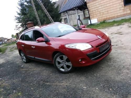 Verkauft Renault Megane Iii Kombi Mit Gebraucht 2010 220 000 Km