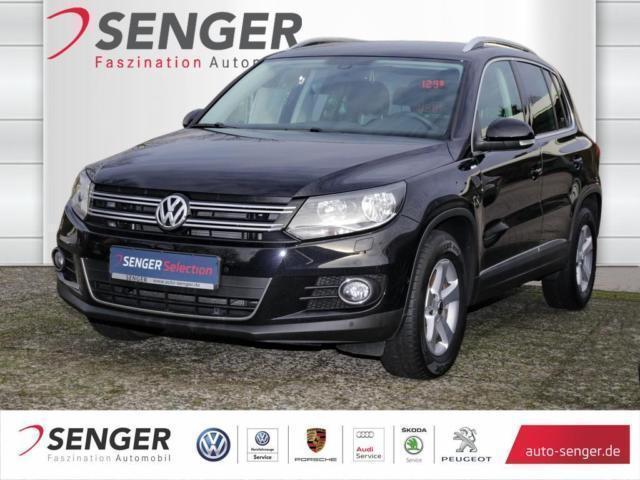 gebraucht VW Tiguan 1.4 TSI BlueMotionTech Cup Sport & Style