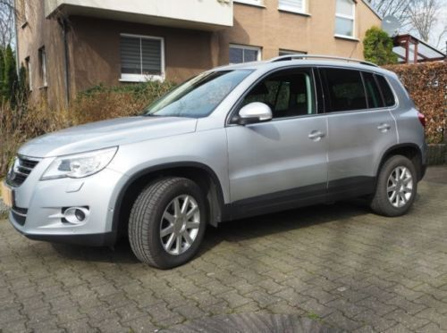 verkauft vw tiguan 2 0 tdi dpf 4motion gebraucht 2009 km in recklinghausen. Black Bedroom Furniture Sets. Home Design Ideas
