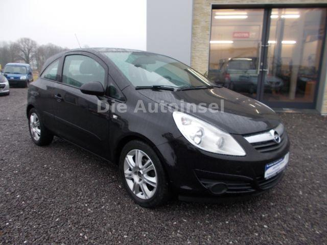 verkauft opel corsa d edition gebraucht 2006 km. Black Bedroom Furniture Sets. Home Design Ideas