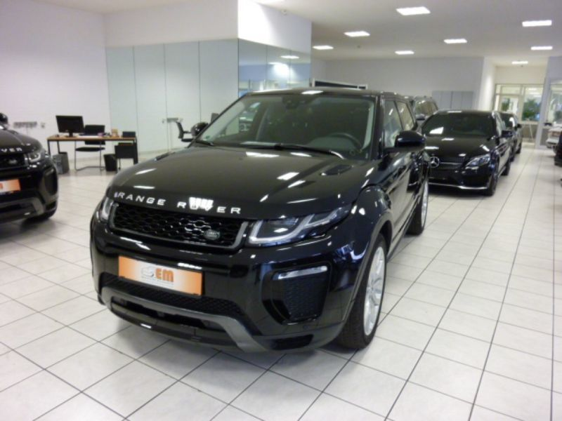 verkauft land rover range rover evoque gebraucht 2016 km in landshut. Black Bedroom Furniture Sets. Home Design Ideas