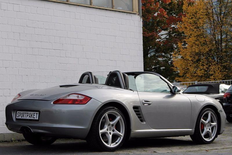 verkauft porsche boxster s traumwagen gebraucht 2006 km in wiesbaden. Black Bedroom Furniture Sets. Home Design Ideas