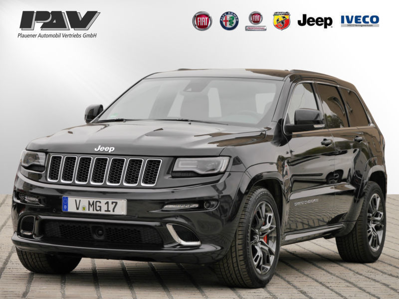 verkauft jeep grand cherokee 6 4 v8 he gebraucht 2014 km in plauen. Black Bedroom Furniture Sets. Home Design Ideas