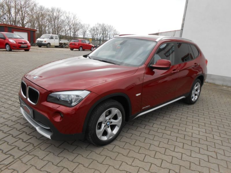 verkauft bmw x1 sdrive20d aut gebraucht 2010 km. Black Bedroom Furniture Sets. Home Design Ideas
