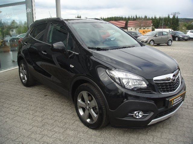 verkauft opel mokka innovation 17 cdti gebraucht 2012 km in bretnig. Black Bedroom Furniture Sets. Home Design Ideas