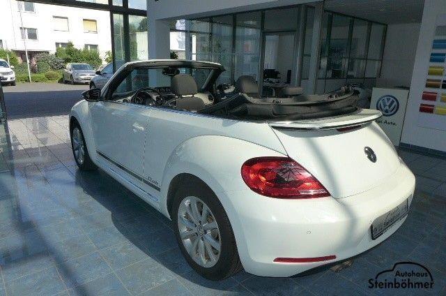 verkauft vw beetle cabrio club 1 4tsi gebraucht 2015 km in bielefeld. Black Bedroom Furniture Sets. Home Design Ideas