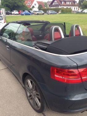 verkauft audi a3 cabriolet 1 8 tfsi am gebraucht 2010 km in stadtbergen. Black Bedroom Furniture Sets. Home Design Ideas