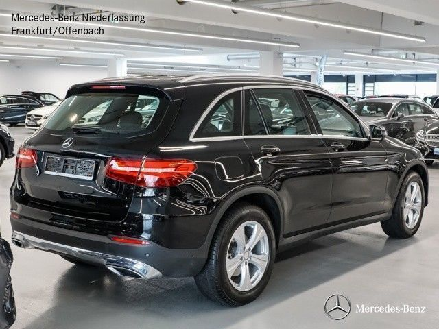 verkauft mercedes glc220 d 4matic gebraucht 2016 km in frankfurt. Black Bedroom Furniture Sets. Home Design Ideas