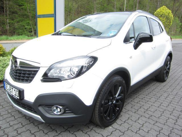 verkauft opel mokka 1 4 turbo edition gebraucht 2015. Black Bedroom Furniture Sets. Home Design Ideas