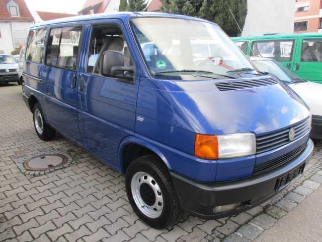 verkauft vw t4 bus kombi 2 5 benzin gebraucht 1993 144. Black Bedroom Furniture Sets. Home Design Ideas