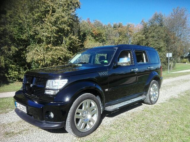 verkauft dodge nitro 4 0 automatik r t gebraucht 2007 km in rust. Black Bedroom Furniture Sets. Home Design Ideas