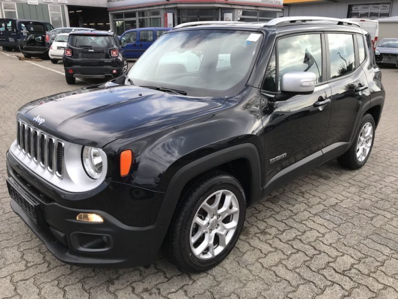 verkauft jeep renegade 1 4 multiair li gebraucht 2016. Black Bedroom Furniture Sets. Home Design Ideas