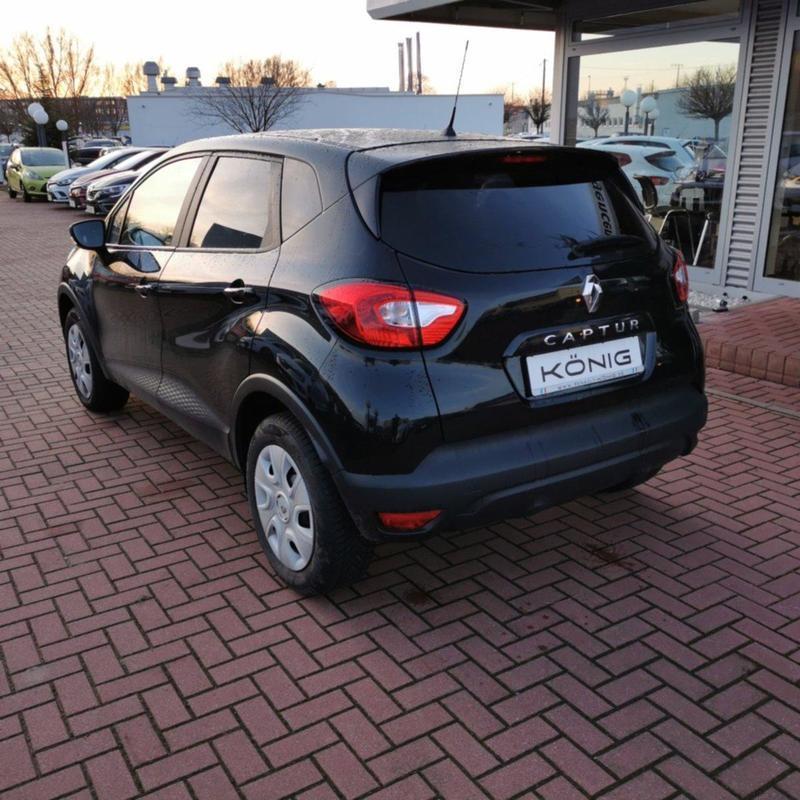 Verkauft Renault Captur Life ENERGY TC., Gebraucht 2017
