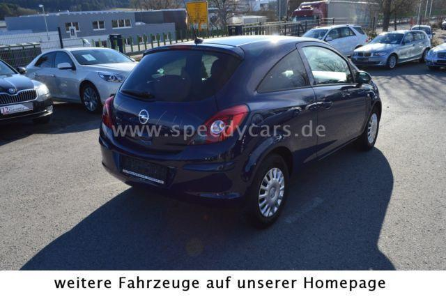▷ opel corsa 1.2 diesel 75 ps (2011) | oberndorf / bochi | autouncle