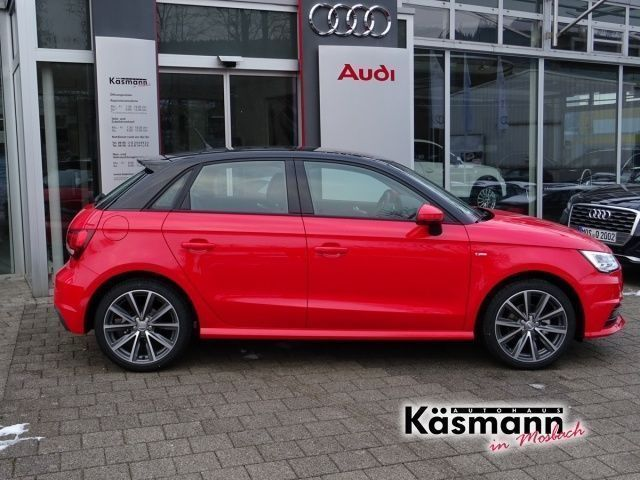 verkauft audi a1 sportback 1 0 tfsi ad gebraucht 2016 4. Black Bedroom Furniture Sets. Home Design Ideas