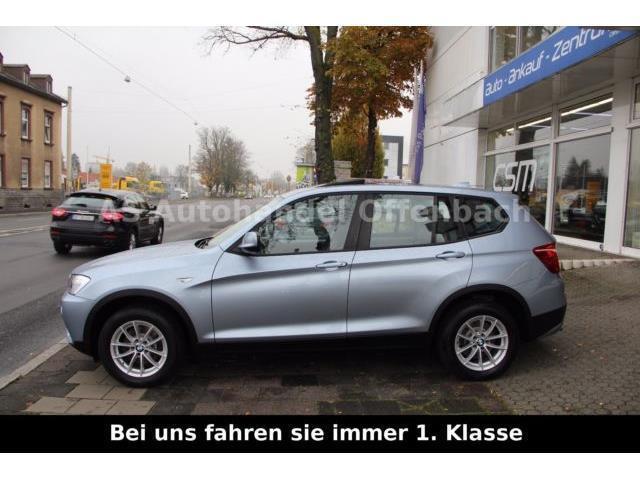 verkauft bmw x3 sdrive18d xenon plus p gebraucht 2013 km in offenbach. Black Bedroom Furniture Sets. Home Design Ideas