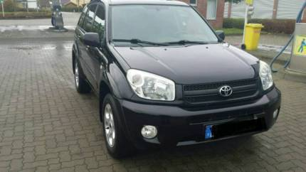verkauft toyota rav4 automatik 2 0 gebraucht 2004 km in meimersdorf moorsee. Black Bedroom Furniture Sets. Home Design Ideas