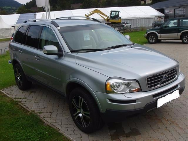 verkauft volvo xc90 xc 90d5 aut summum gebraucht 2008 km in m nchen. Black Bedroom Furniture Sets. Home Design Ideas