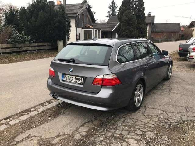 verkauft bmw 525 5er touring gebraucht 2007 km in magstadt. Black Bedroom Furniture Sets. Home Design Ideas