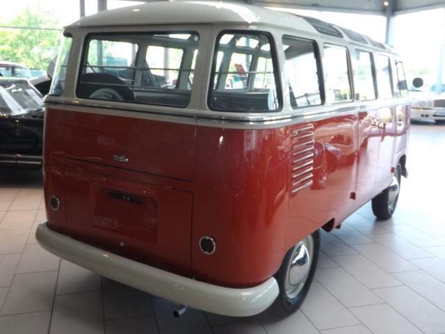 verkauft vw t1 samba 23 fenster bus gebraucht 1961 15 km. Black Bedroom Furniture Sets. Home Design Ideas
