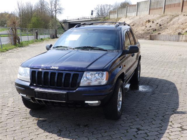 verkauft jeep grand cherokee limited gebraucht 1999 km in hillscheid. Black Bedroom Furniture Sets. Home Design Ideas