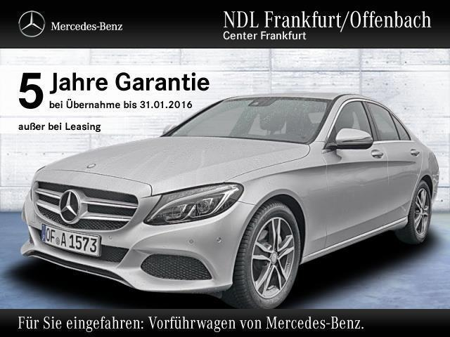 verkauft mercedes c200 avantgarde coma gebraucht 2015 km in frankfurt. Black Bedroom Furniture Sets. Home Design Ideas
