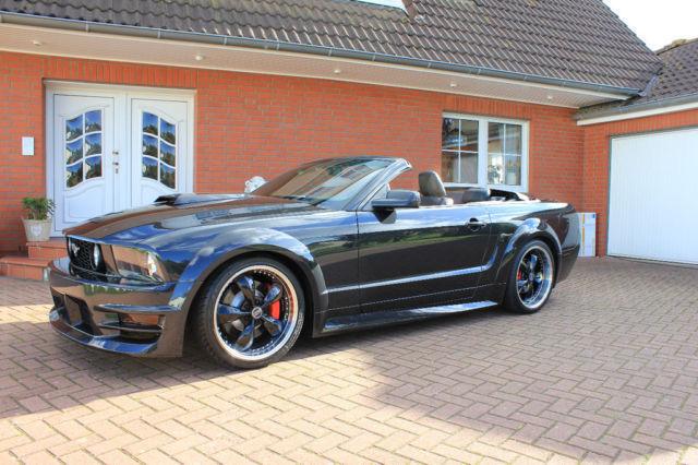 verkauft ford mustang gt gt v8 salee gebraucht 2007. Black Bedroom Furniture Sets. Home Design Ideas