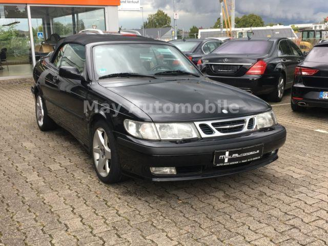 verkauft saab 9 3 cabriolet t se gebraucht 2002 km in h rth bei k ln. Black Bedroom Furniture Sets. Home Design Ideas