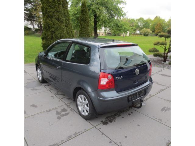 verkauft vw polo comfortline automa gebraucht 2003 km in heiningen. Black Bedroom Furniture Sets. Home Design Ideas