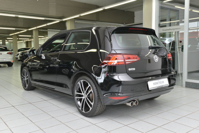 verkauft vw golf vii gtd 2 0 tdi euro gebraucht 2014 km in hilden. Black Bedroom Furniture Sets. Home Design Ideas