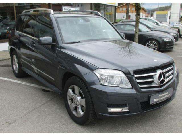 verkauft mercedes glk350 glk 350 glk k gebraucht 2010 km in bad endorf. Black Bedroom Furniture Sets. Home Design Ideas