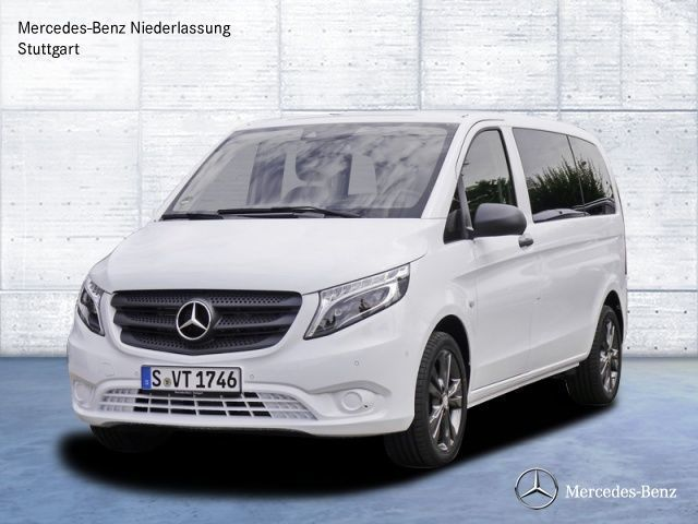 verkauft mercedes vito 119 cdi tourer gebraucht 2017 3. Black Bedroom Furniture Sets. Home Design Ideas
