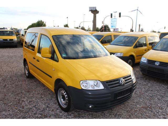 verkauft vw caddy 2 0 tdi maxi gebraucht 2008 km in berlin. Black Bedroom Furniture Sets. Home Design Ideas