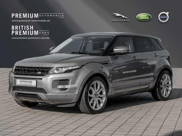 verkauft land rover range rover evoque gebraucht 2013 km in waldkraiburg. Black Bedroom Furniture Sets. Home Design Ideas
