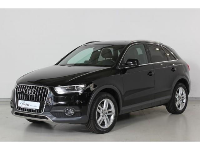 verkauft audi q3 2 0 tdi quattro dpf gebraucht 2012 70. Black Bedroom Furniture Sets. Home Design Ideas