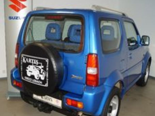 verkauft suzuki jimny comfort style gebraucht 2002 km in lebach. Black Bedroom Furniture Sets. Home Design Ideas