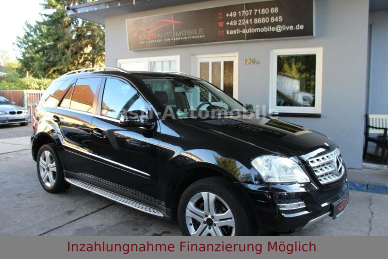 Gebrauchter Mercedes Ml350 30 Diesel 231 Ps 2011