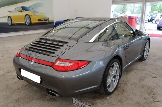 verkauft porsche 997 gebraucht 2009 km in berlin. Black Bedroom Furniture Sets. Home Design Ideas