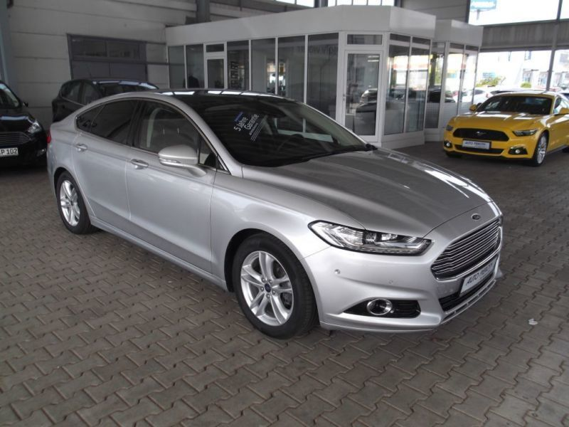 verkauft ford mondeo 2 0 tdci titanium gebraucht 2016 km in bingen. Black Bedroom Furniture Sets. Home Design Ideas