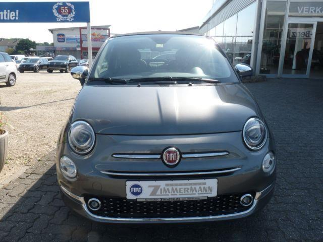 verkauft fiat 500c 500 cabrio 1 2 8v l gebraucht 2016 km in hof. Black Bedroom Furniture Sets. Home Design Ideas