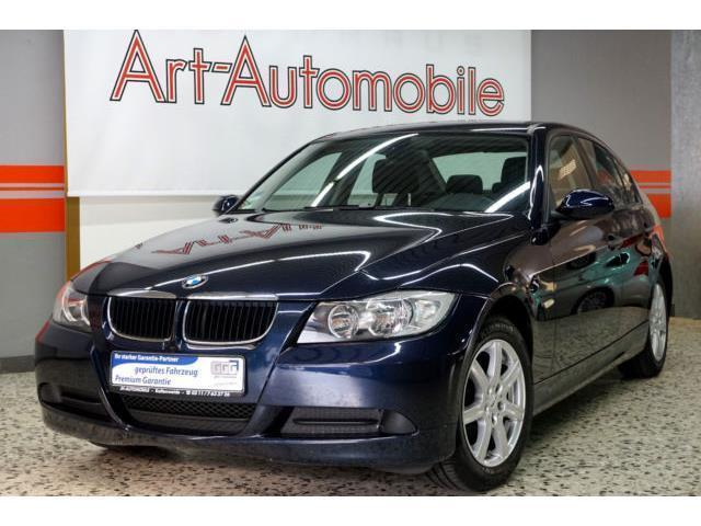 verkauft bmw 318 i finanzierung ab 99 gebraucht 2006 km in wuppertal. Black Bedroom Furniture Sets. Home Design Ideas