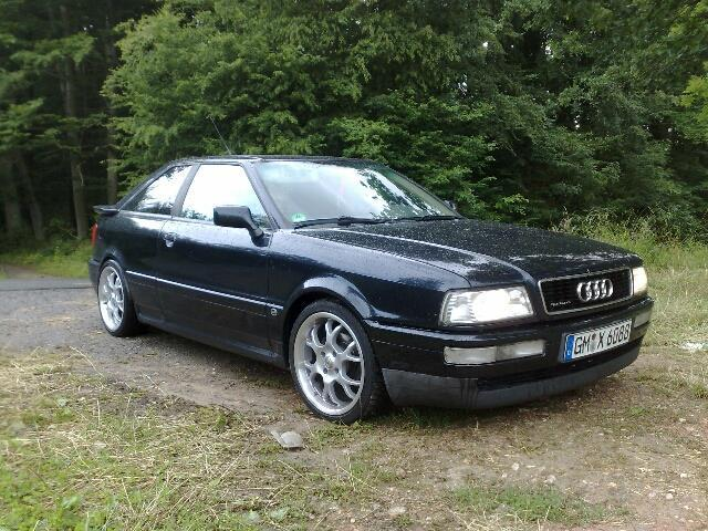 gebraucht coupe audi quattro 1991 km in altlandsberg. Black Bedroom Furniture Sets. Home Design Ideas