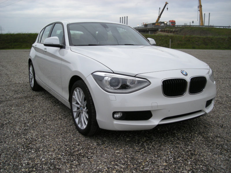 verkauft bmw 118 1er xdrive navi xeno gebraucht 2014 km in dingolfing. Black Bedroom Furniture Sets. Home Design Ideas