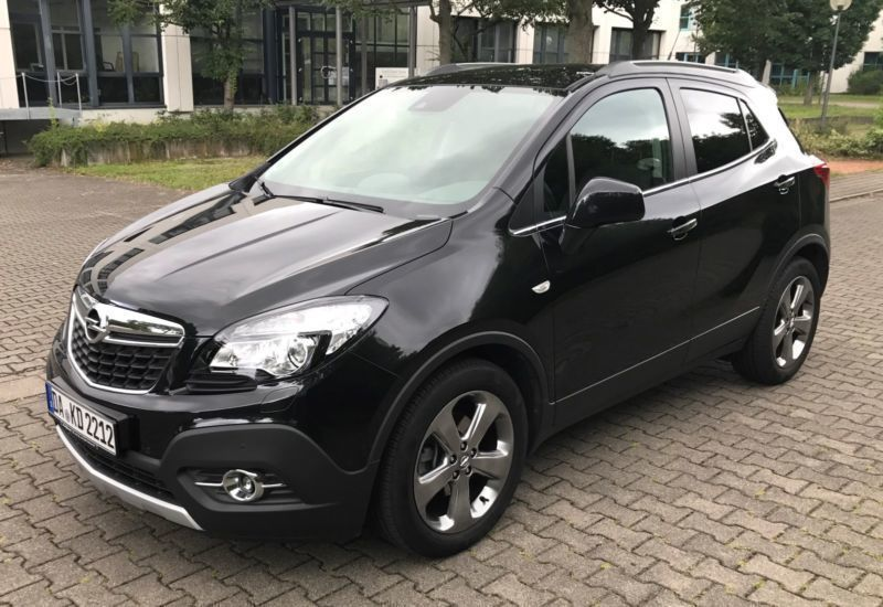 verkauft opel mokka 1 7 cdti automatik gebraucht 2013 km in weiterstadt. Black Bedroom Furniture Sets. Home Design Ideas