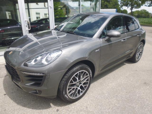 verkauft porsche macan s diesel pasm gebraucht 2014 km in hallbergmoos. Black Bedroom Furniture Sets. Home Design Ideas