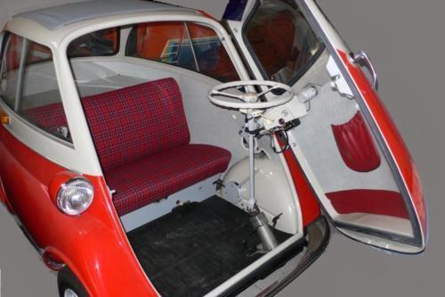 gebraucht 1957 bmw isetta 250 benzin 85080. Black Bedroom Furniture Sets. Home Design Ideas