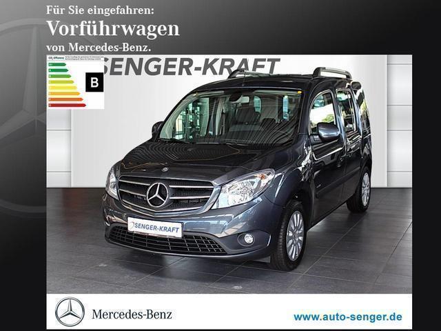 gebraucht Mercedes Citan 111 CDI Tourer KLIMA-SITZH-TEMPOMAT-1HAND-