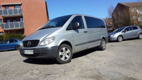 verkauft mercedes vito 111 cdi lang mi gebraucht 2004. Black Bedroom Furniture Sets. Home Design Ideas