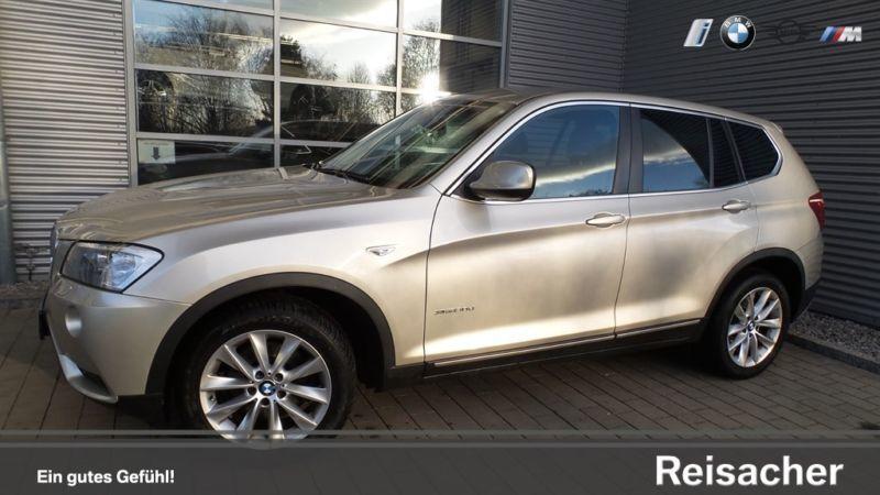 gebraucht BMW X3 xDrive 30d A xLine,NaviProf,Xen,SHFo,Tempom